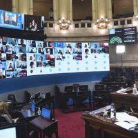 Volvió la tensión al Senado y la oposición salió a medir sus fuerzas