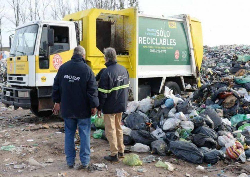El gobierno municipal censará a los recicladores del CEAMSE