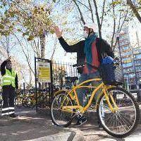 Cuarentena: Bicicletas gratuitas para trabajadores esenciales en La Plata