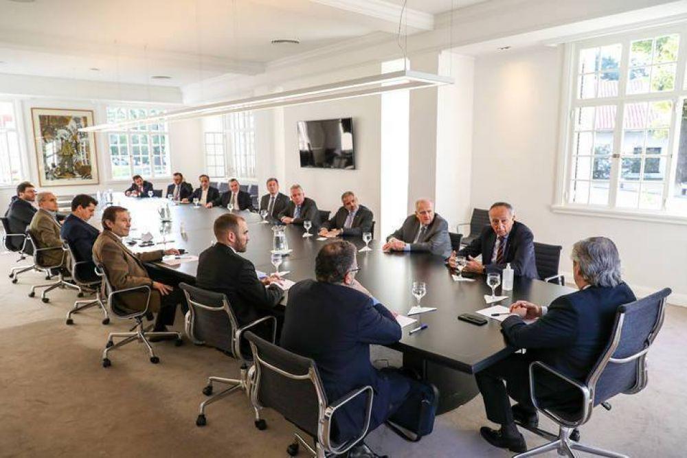 Las claves económicas de la reunión entre el gobierno y los empresarios