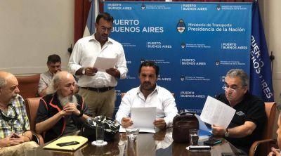 Martinez Chas se acerca a la intervención del SUPA y hay bronca en el moyanismo