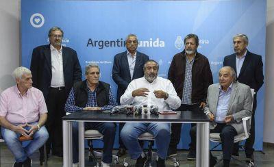 Cumbre de la CGT con Wado De Pedro y Máximo Kirchner para trazar los ejes de la pospandemia