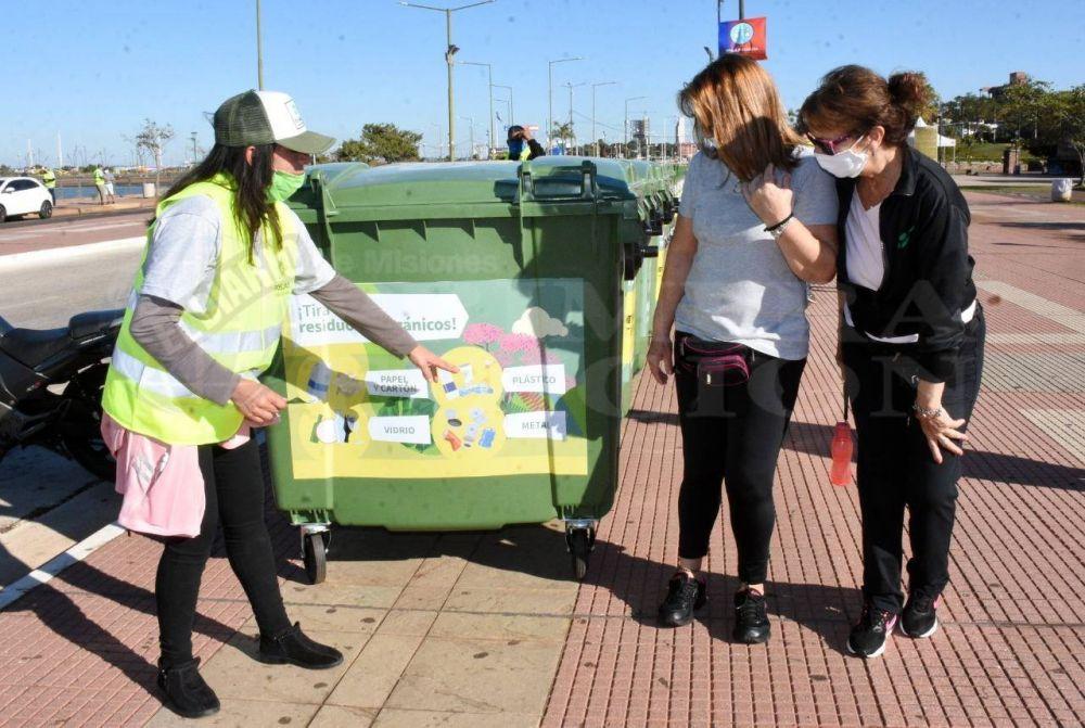 Claves de la separación de basura