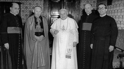 Consejo para la Promoción de la Unidad de los Cristianos, 60º aniversario de su creación