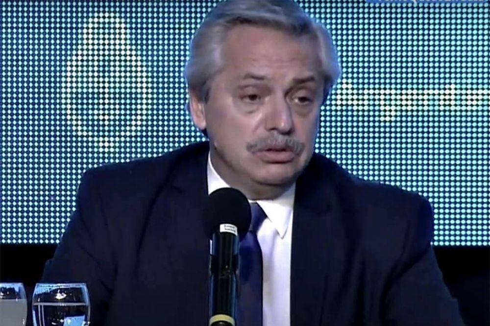 Alberto Fernández aseguró que el Gobierno está revisando las tarifas de los servicios públicos