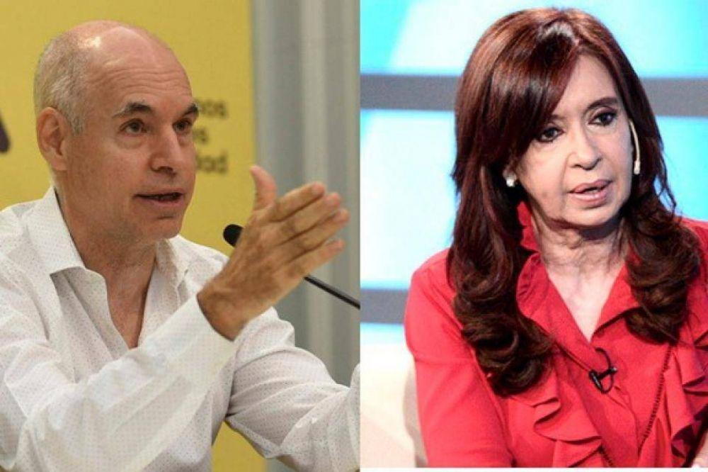 El espionaje ilegal durante el macrismo: citan a Cristina Kirchner y Rodríguez Larreta