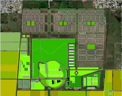 La Provincia urbanizará más de 160 hectáreas en Los Hornos