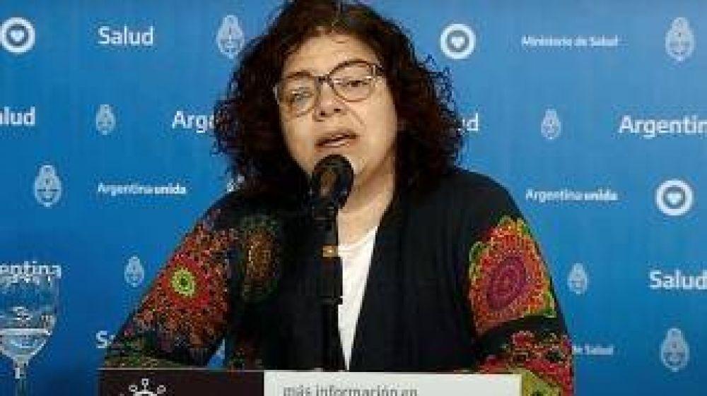 Reportan diez nuevos muertos por coronavirus y suman 642 los fallecidos en la Argentina