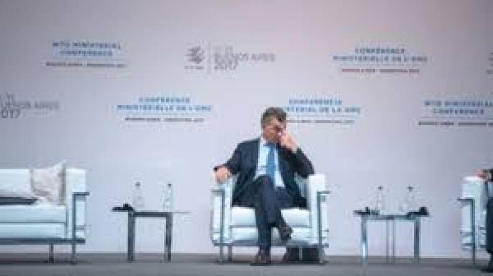 Documento clave: cómo la AFI operó en la Conferencia de la Organización Mundial de Comercio