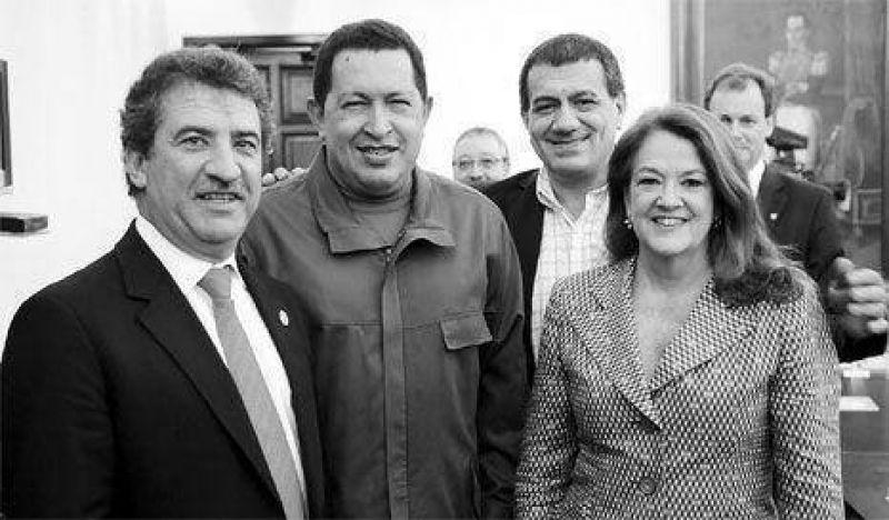 Entrerrianos y bolivarianos se hacen amigos