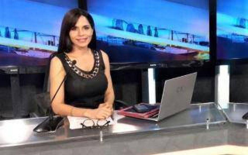 Ituzaingó: expareja del esposo de la conductora Melisa Zurita intentó apuñalarla en su casa