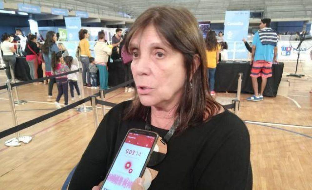 """Teresa García criticó la """"Rebelión de los Intendentes"""" y habló de la relación con Rodríguez Larreta"""