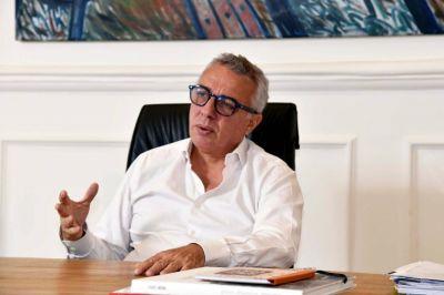 """Julio Zamora muy crítico respecto de intendentes """"rebeldes"""""""