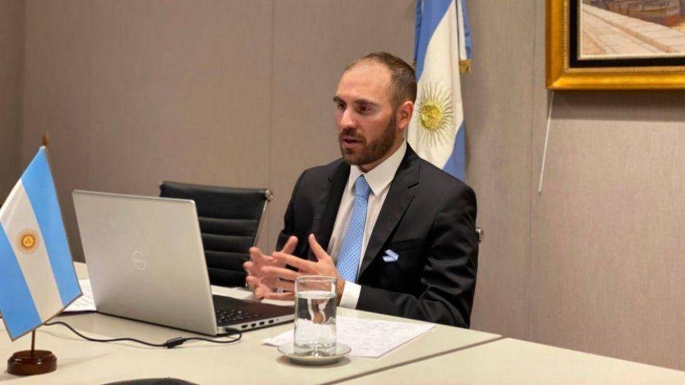 Tras una nueva ronda de negociación, Guzmán presentará la enmienda entre jueves y viernes