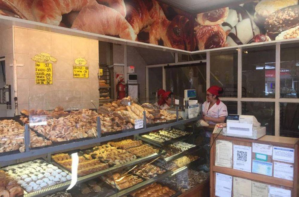 El sector panadero, uno de los pocos que parece renacer