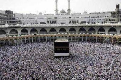 Millones de musulmanes en vilo por la peregrinación a La Meca
