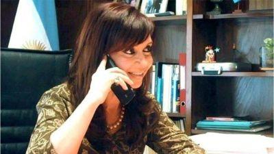 El duro mensaje de Cristina Kirchner por la causa de espionaje ilegal de la AFI macrista