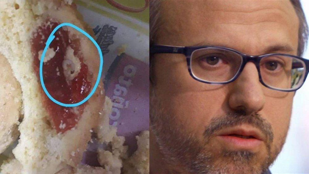 Tres de Febrero: responsabilizan a Diego Valenzuela por falencias en el control de las galletitas con gusanos