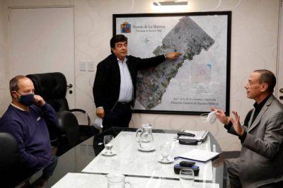 Avanza el Plan de Obra de la Autopista Juan Domingo Perón en La Matanza