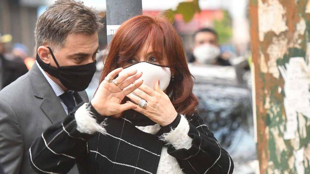 Lomas de Zamora: Cristina se presentó como testigo por el espionaje ilegal