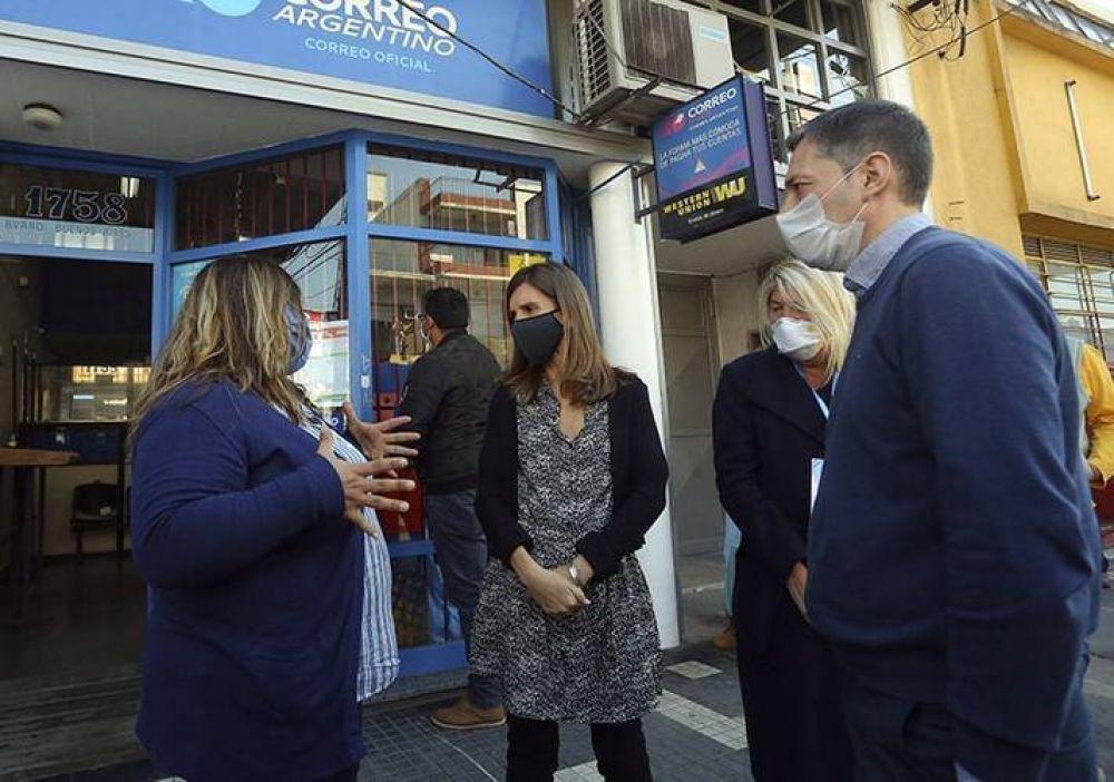 Fernanda Raverta: Hay una decisión política de asistir a las familias sin ingreso formal