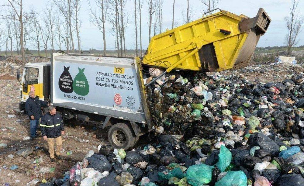 ¿Es posible mejorar el sistema de recolección de residuos en Mar del Plata?