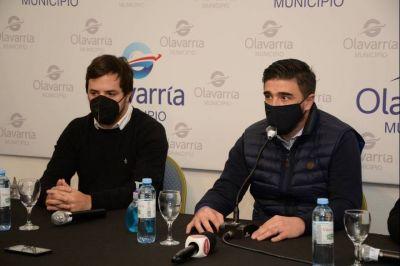 El operativo Detectar desembarca en Olavarría para detener el brote de coronavirus