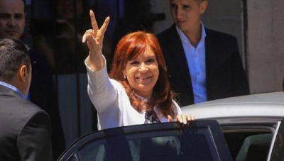 CFK en Lomas: video previo, tarde en el juzgado y el análisis sobre la posibilidad de convertirse en querellante