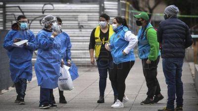 Suman 693 los fallecidos y 23.620 los infectados por coronavirus en Argentina