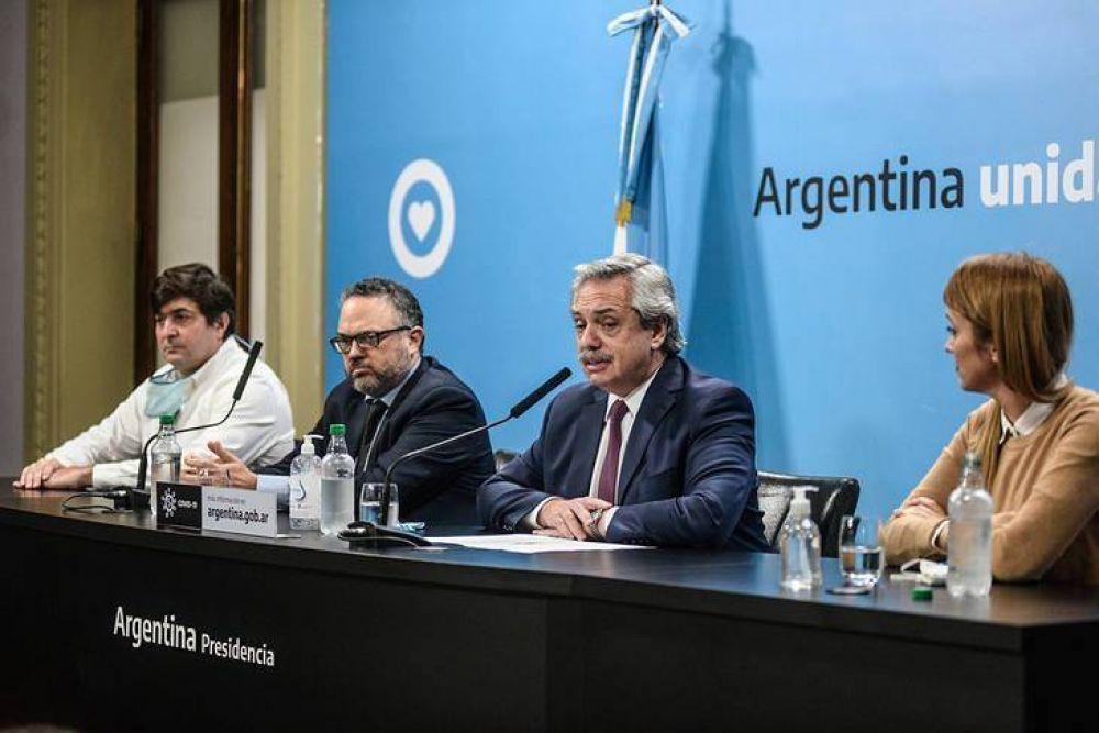 """Alberto Fernández: """"La expropiación de Vicentín es un paso hacia la soberanía alimentaria"""""""