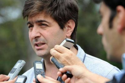 Quien es Gabriel Delgado, el interventor de Vicentin
