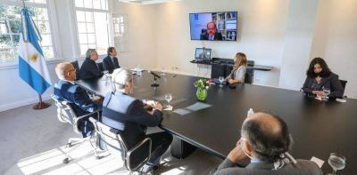 Mientras se tensa la relación con la oposición, Alberto Fernández vuelve a empujar la creación del Consejo Económico y Social