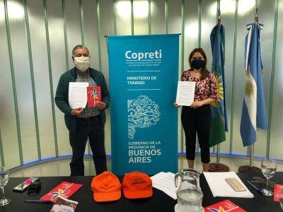 UOLRA y el Ministerio de Trabajo de la Provincia firmaron un acuerdo para combatir el trabajo infantil