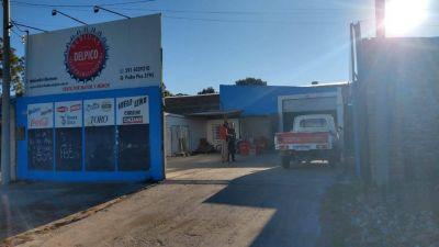 Delincuentes armados y con barbijos asaltaron a una distribuidora de gaseosas
