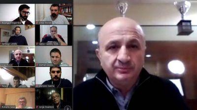 """Nicolás Russo: """"El liderazgo de Alberto se va consolidando día a día»"""