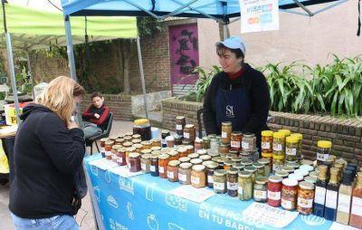 """El """"Mercado en tu barrio"""" de San Isidro recorre los barrios"""