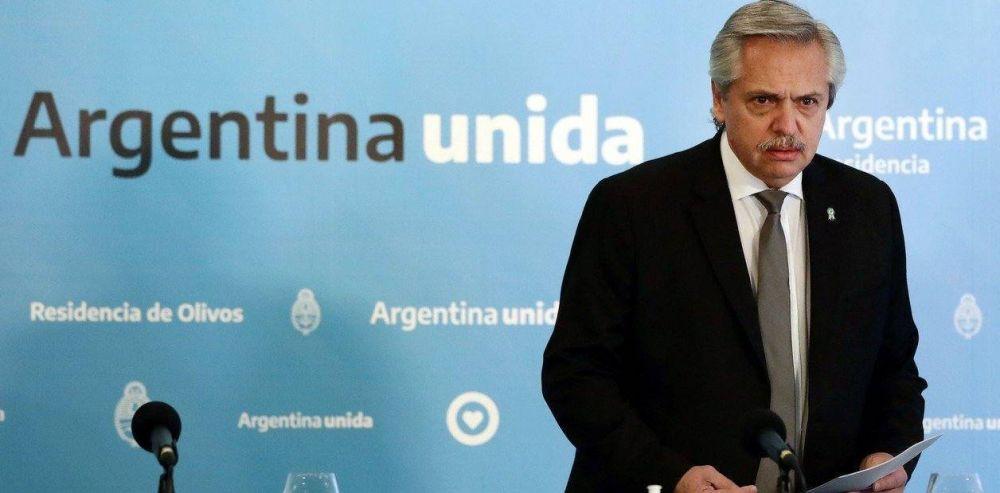 El enojo de Alberto Fernández con Mauricio Macri y la propuesta fallida de Ricardo Echegaray