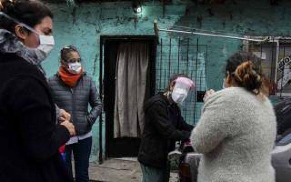 Coronavirus: 53 nuevos casos en La Matanza, que quedó cerca de los 1.200 totales