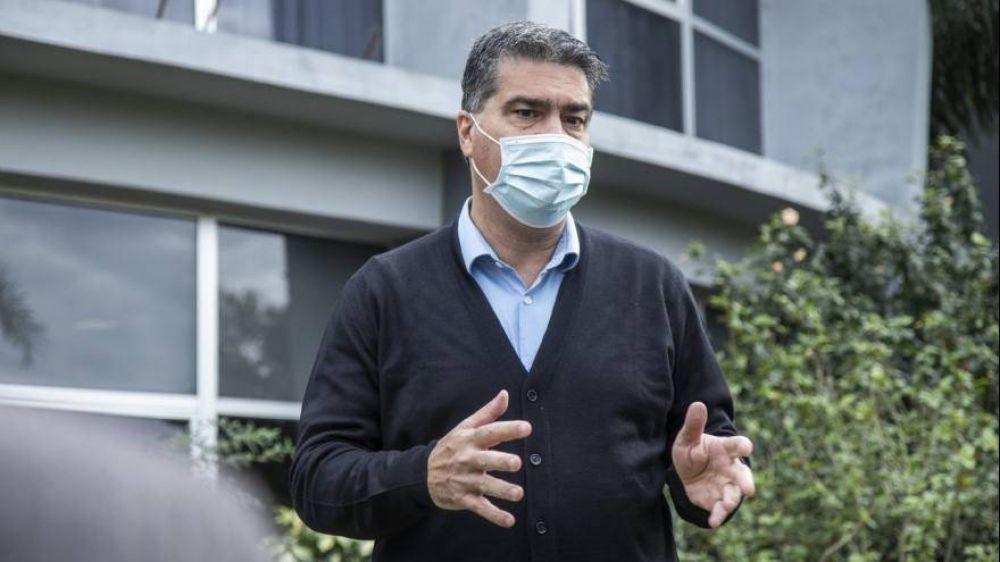 "Audios: El ex vice de Capitanich lo acusó de ""morfarse la guita"" destinada al COVID-19"