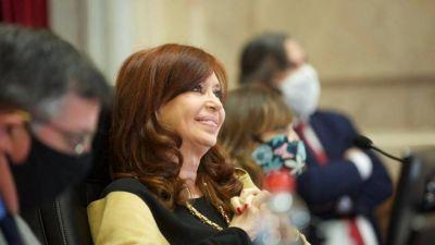 Cristina apura la sanción de la ley de alquileres que bloqueó Cambiemos