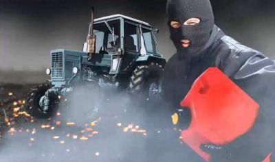 Fuego y cortes de silobolsas: el campo sabe a dónde apuntar por el vandalismo