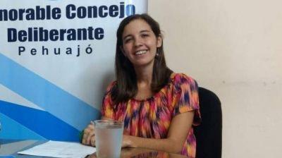 """Amanda Molejón: """"El Estado municipal está trabajando de manera coordinada con el Gobierno provincial"""""""