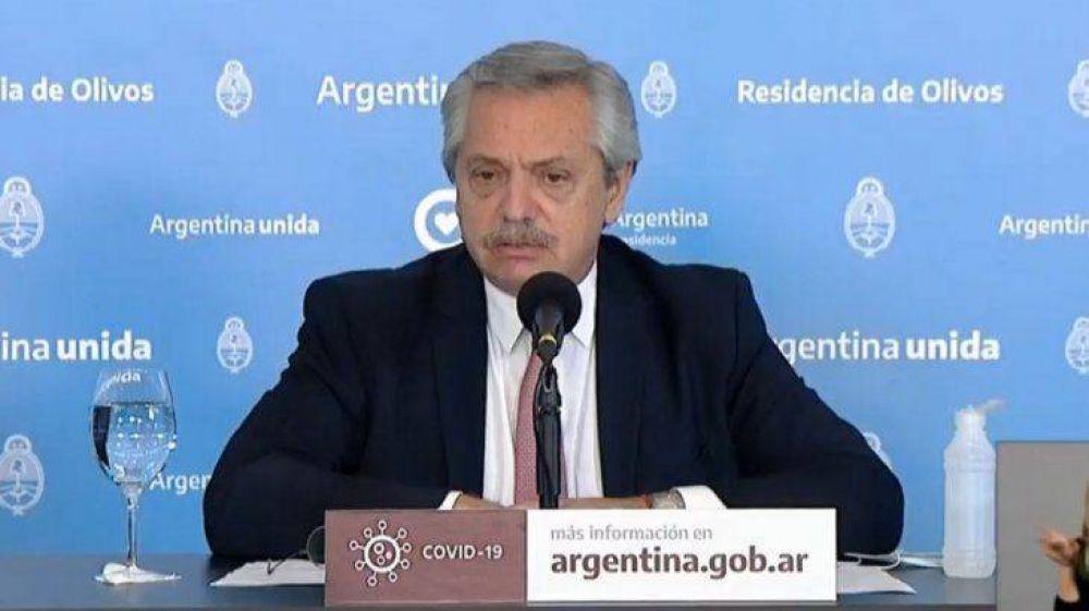 Vicentin: diputados de Juntos por el Cambio denunciaron a Alberto Fernández por