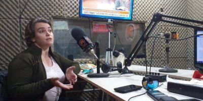 """Dianela Bertorello: """"El lunes comenzamos con el programa GIRSU, y no vamos a retroceder, porque está planteado para la posteridad"""""""