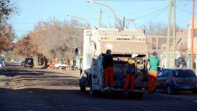 Denuncian mal estado del camión de basura de Las Perlas