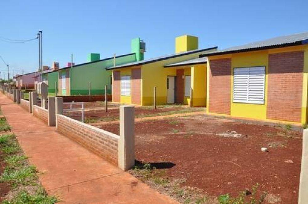 Iprodha: la cuarentena no interrumpió la construcción de viviendas para los misioneros