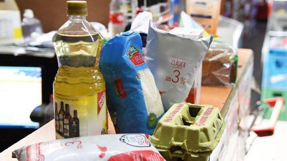 Efecto cuarentena: ¿Cuánto aumentaron alimentos y bebidas en mayo?
