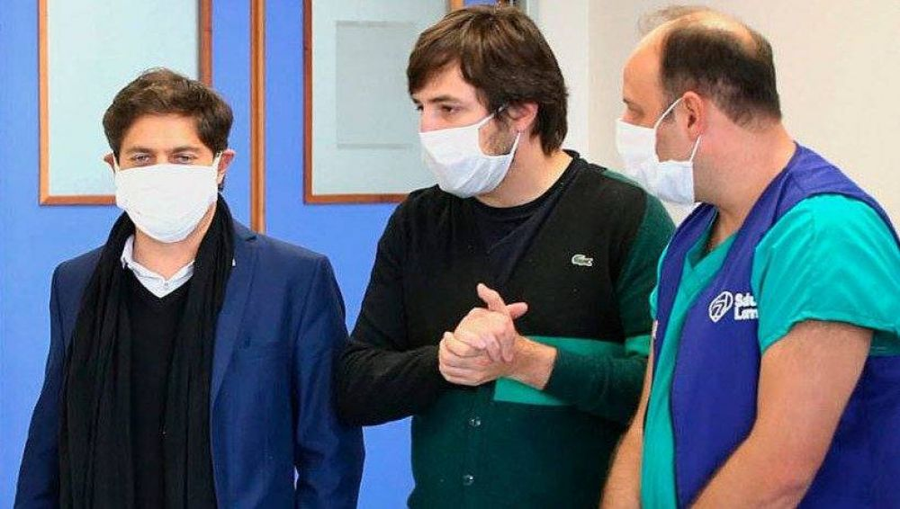 """Kreplak le tiró por elevación a Larreta: """"si aumenta la circulación habrá más contagios"""""""