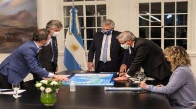 El Gobierno envía tres leyes al Congreso con eje en las Malvinas