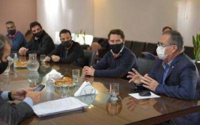 Ituzaingó: Descalzo presentó programa de asistencia a pymes y monotributistas
